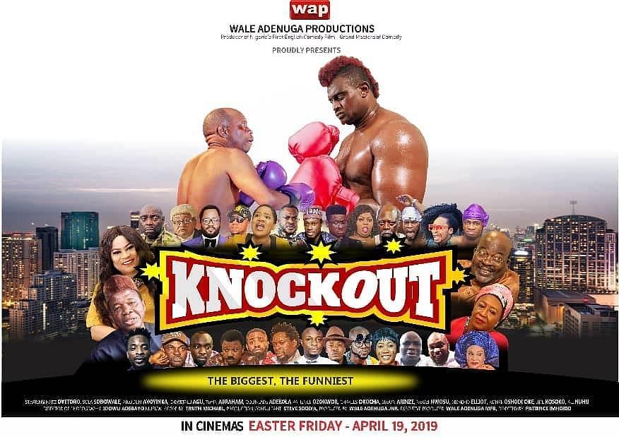 WAP inks global distribution deal for 'Knockout'