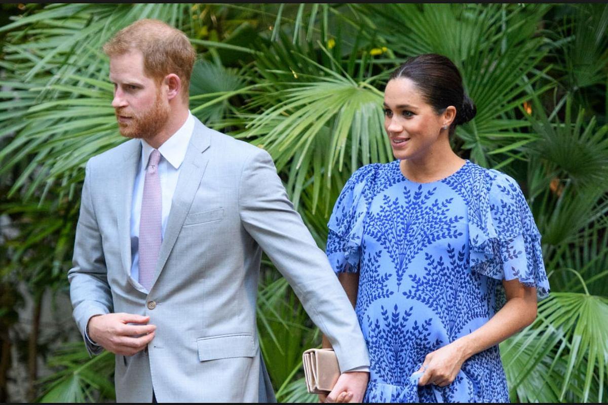 Prince Harry, Meghan welcome baby girl