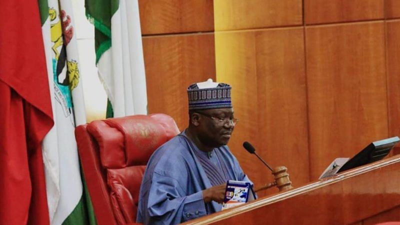 We need national consensus to amend flaws in constitution – Lawan