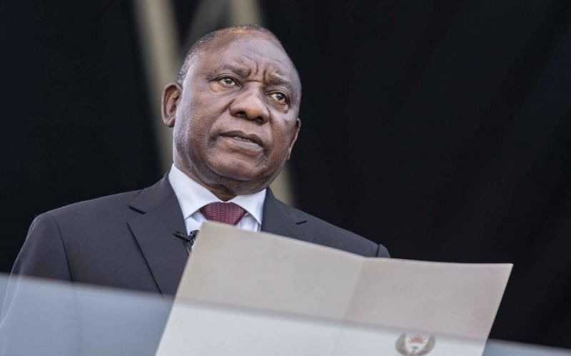South Africa reshuffles cabinet  after unrest