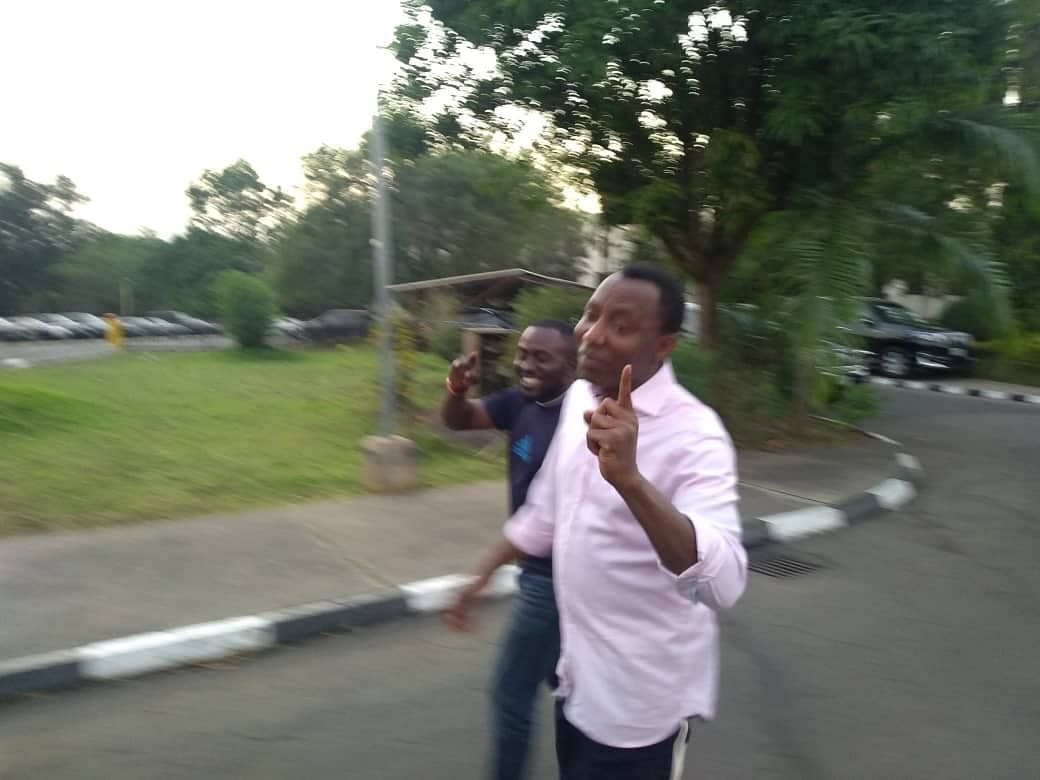 Nnamdi Kanu: Police release Sowore, other activists in Abuja