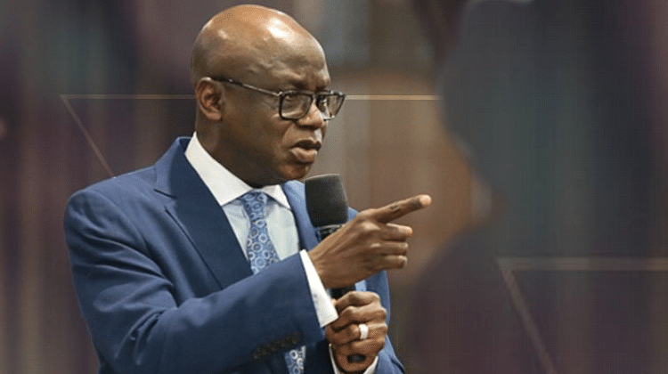 VIDEO: Pastor Tunde Bakare declares National Movement