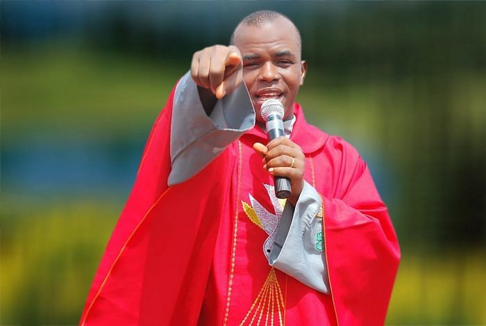 We know nothing about Mbaka's disappearance – DSS