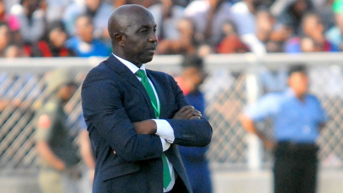Bribery: Court of Arbitration for Sport reduces Samson Siasia's life-ban to five years