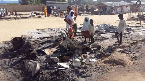 JUST IN: Boko Haram raids four local governments in Bauchi