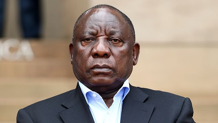 South Africa hunts masterminds of unrest – Ramaphosa