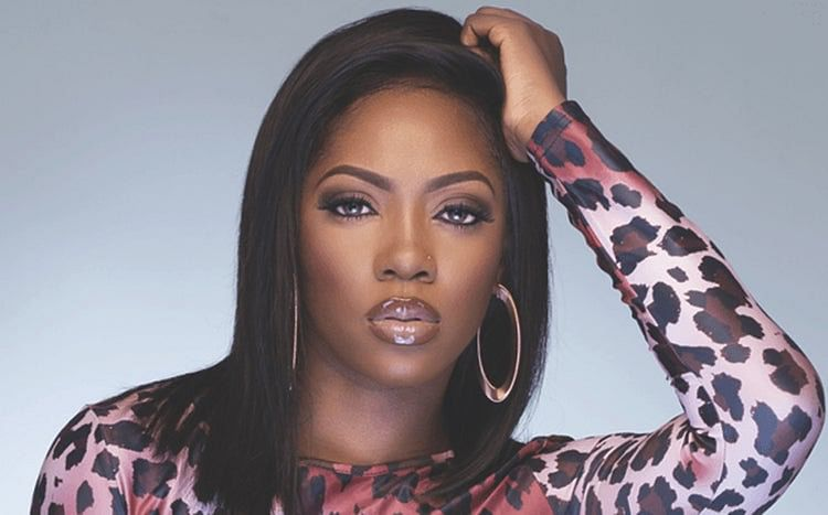 VIDEO: Tiwa savage turns up for June 12 protests