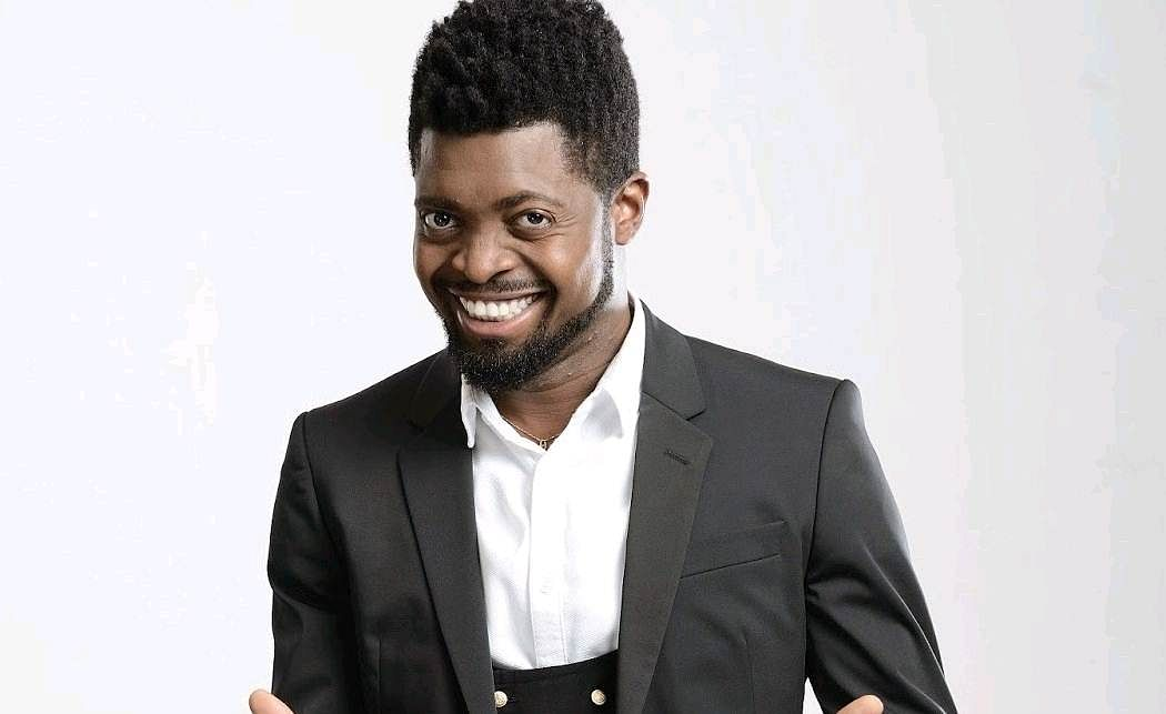 Comedian Basketmouth shares tips on being a successful entertainer