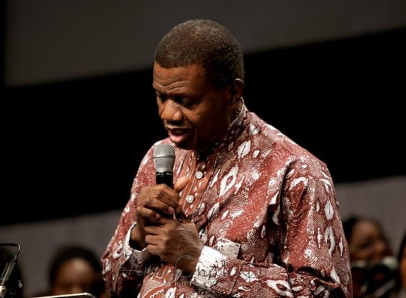 Never question God in the midst of crisis – Pastor Adeboye on son's death
