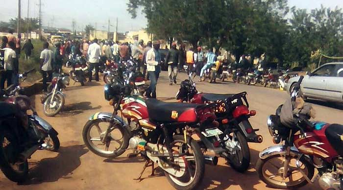 Robbers kill two Okada riders, steal motorcycles in Lagos