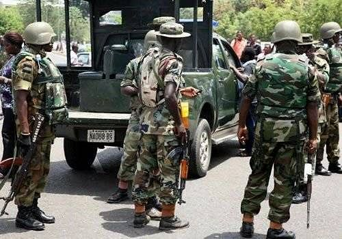 Soldier stabs tailor for allegedly disrespecting him in Ibadan