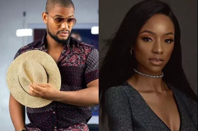 This is last birthday you will bear this surname, Alex Ekubo celebrates fiancee Fancy at 30