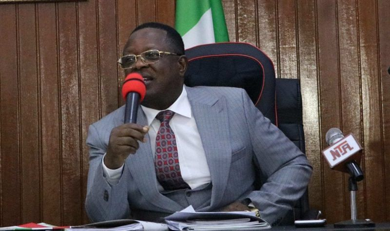 Sit-At-Home: Umahi reads riot act to absentee workers, traders, banks