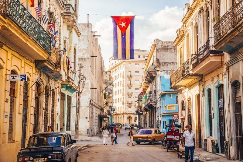 Cuba blames US for anti-government protests