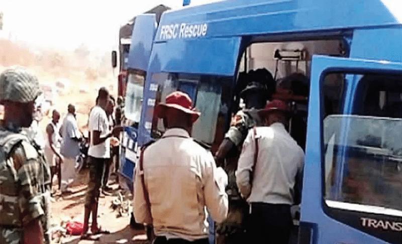 Speeding bus driver kills two in Anambra