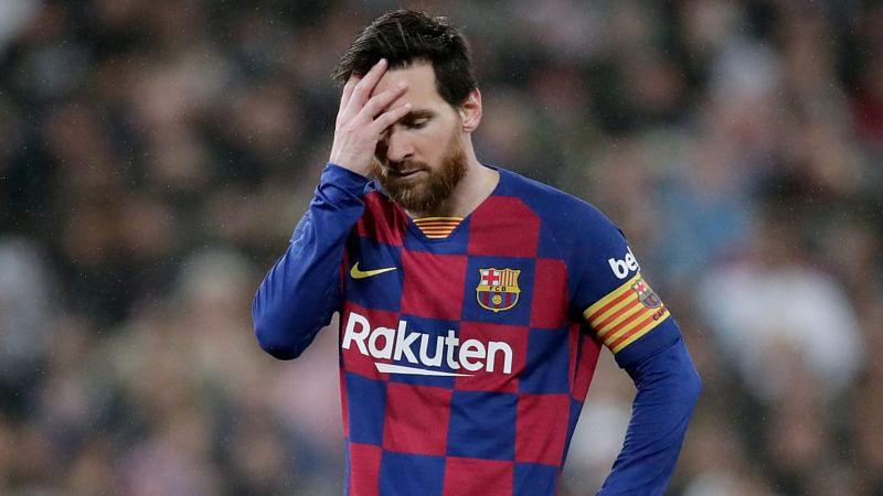 Heartbreak as Barcelona confim Lionel Messi's exit