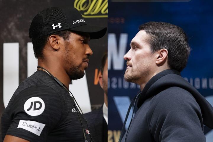 Boxing expert predicts winner of Anthony Joshua vs Usyk clash