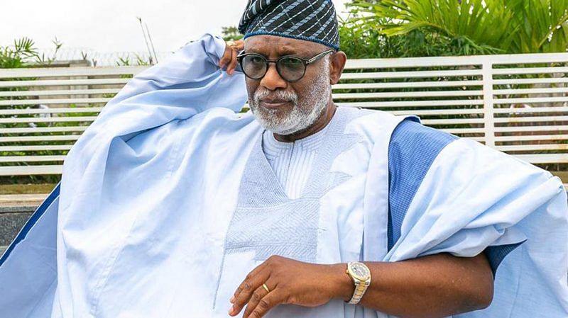 Gov Akeredolu mourns PDP Reps candidate Ogunleye