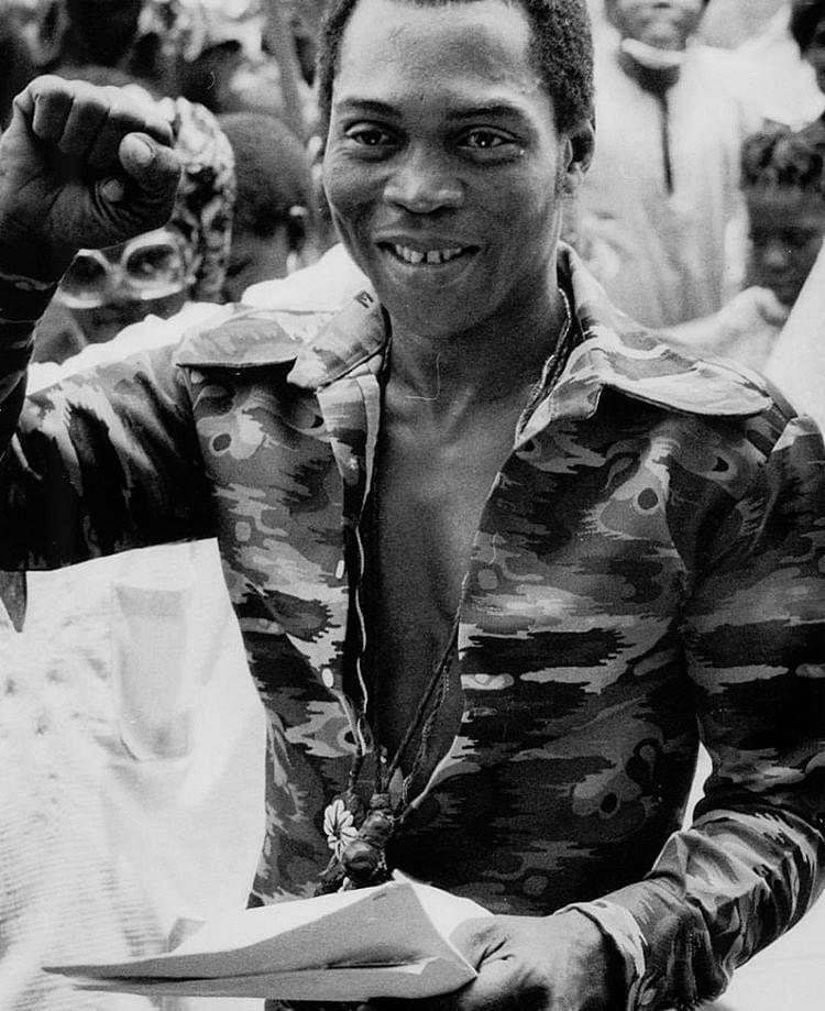 Femi Kuti speaks on Fela's loss in 2021 Rock and Roll Hall of Fame