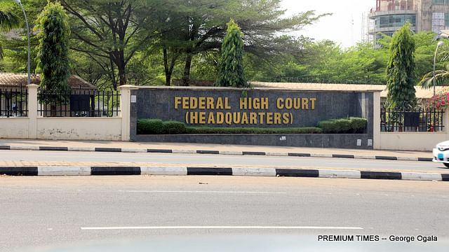 Nigerian judges proceed on two-month vacation