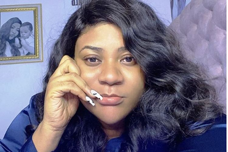 Nkechi Blessing attacks social media witches, wizards out to destroy relationships