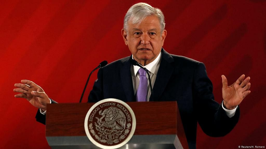 Mexico president says trials of predecessors still possible