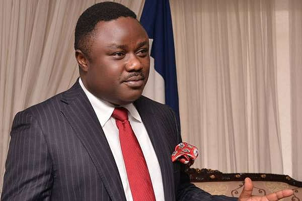 Ayade fires four commissioners, five other appointees