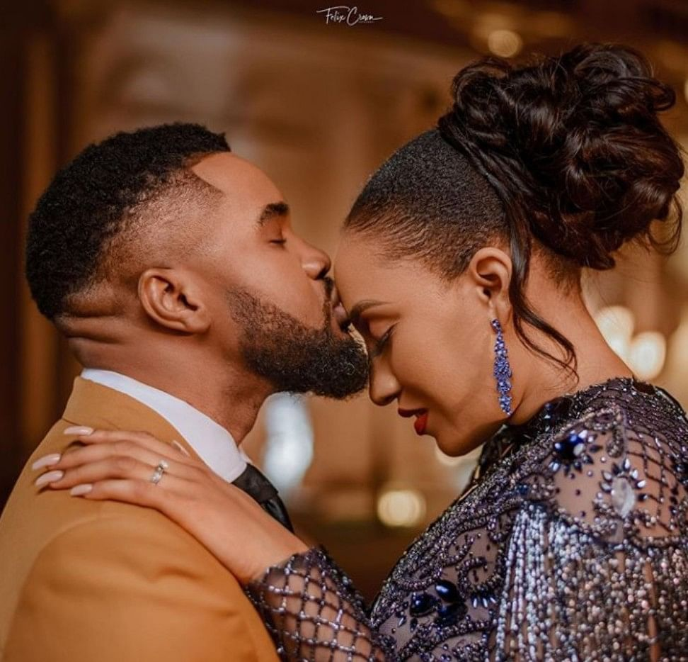Why my wife quit medical profession – Williams Uchemba