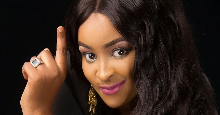 Actress Etinosa Idemudia splits from second husband after eight months