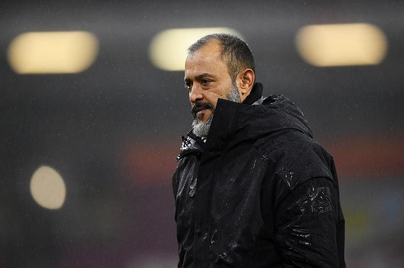 Nuno to replace Hodgson as Crystal Palace manager
