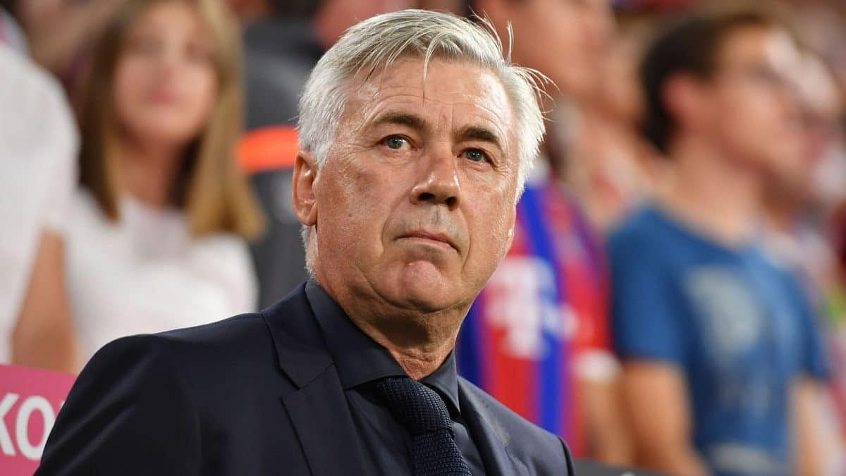 Carlo Ancelotti moves closer to Madrid return