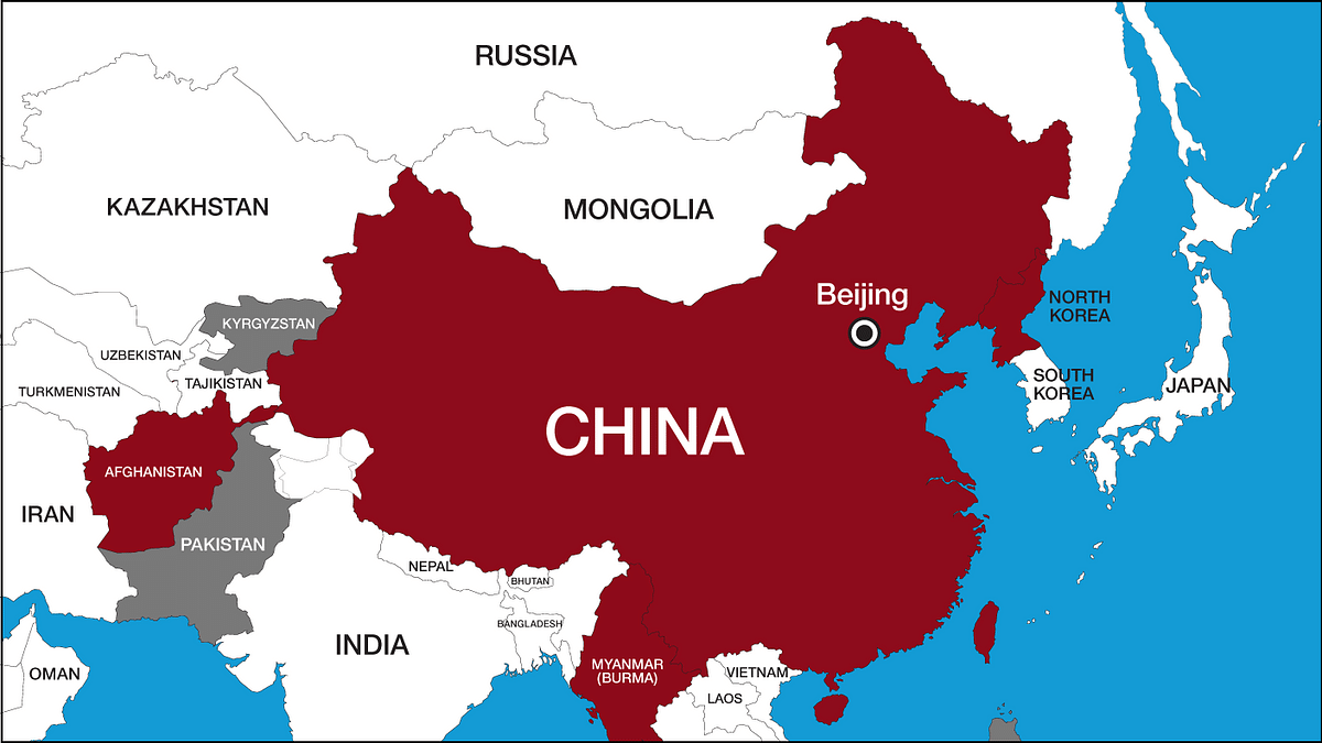 China nabs 19,000 immigrants over illegal border crossing