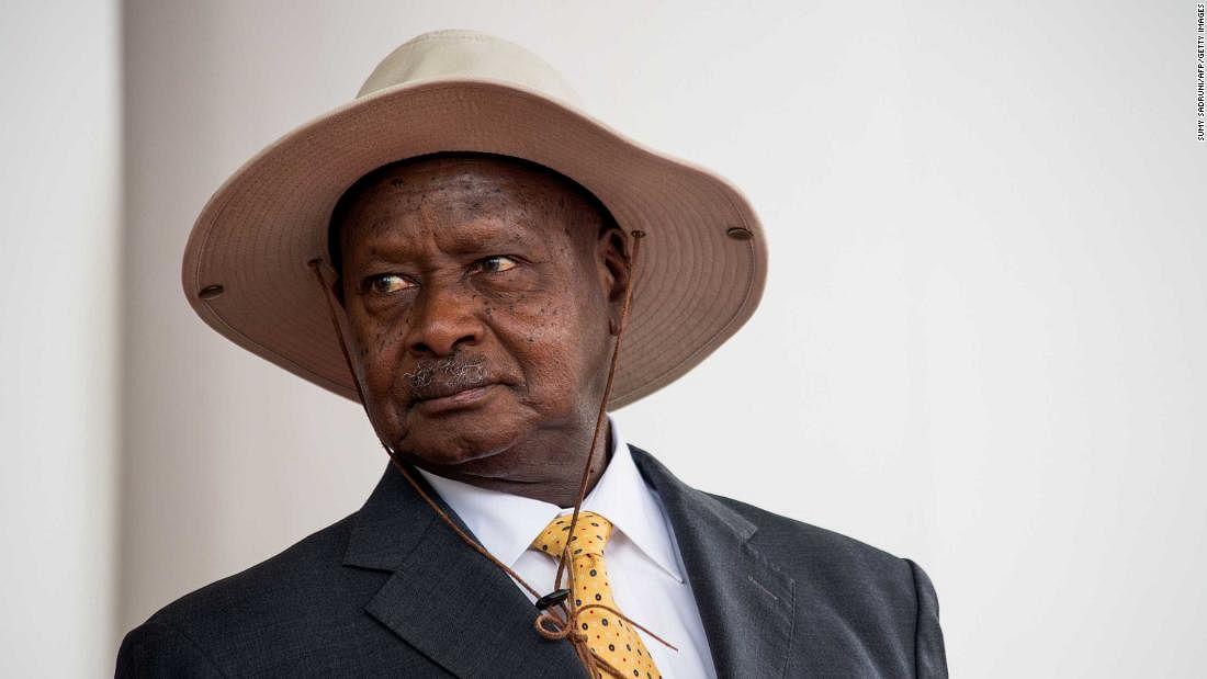Uganda shuts down 54 NGOs