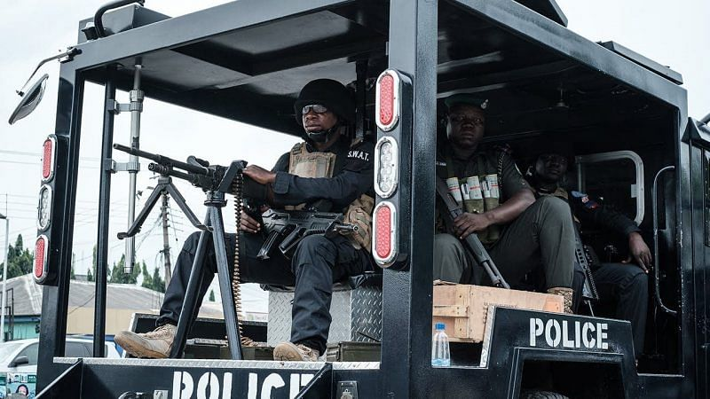 Edo police rescue siblings abducted by nanny in Lagos