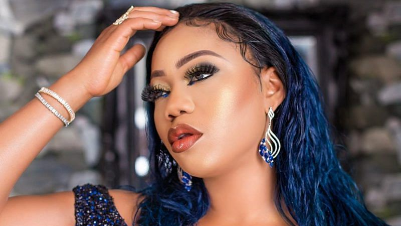 PHOTOS: Toyin Lawani finally reveals pregnancy after days of fans' speculation