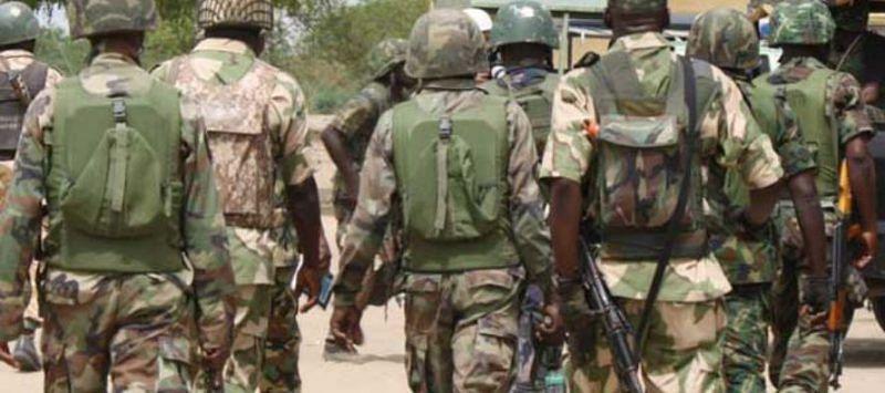 Troops kill six insurgents, recover arms cache in Borno