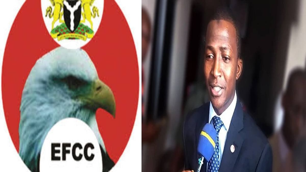EFCC gives update on Bawa's health after collapse