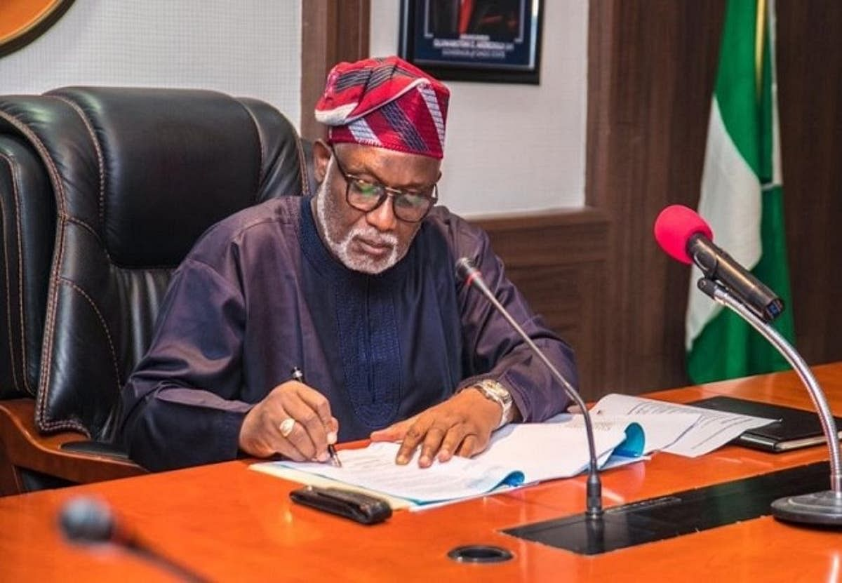I won't give up fight against insecurity in Ondo – Akeredolu