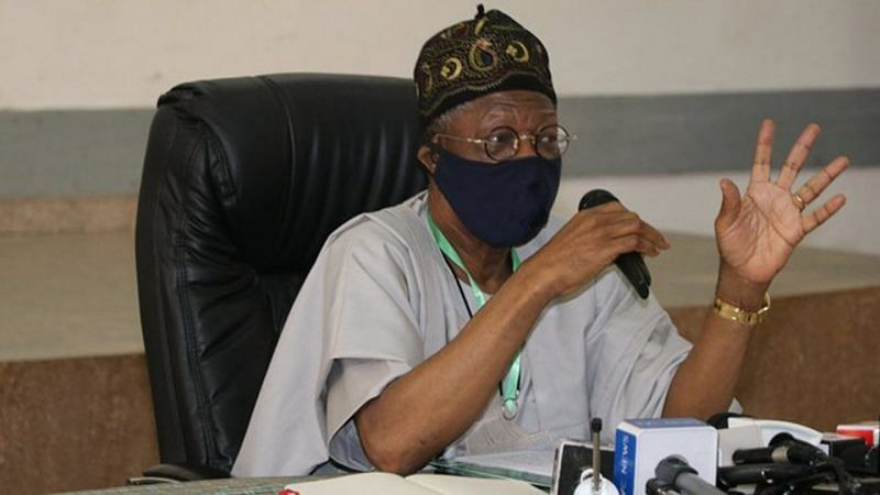 #TwitterBan: FG, Lai Mohammed sued over directive to broadcasters