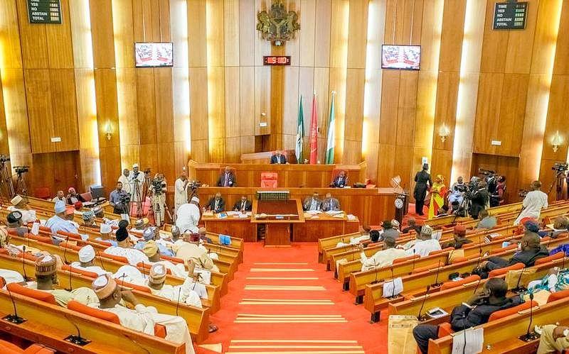 JUST IN: Abdullahi Dambaba named Senate Deputy Minority Whip