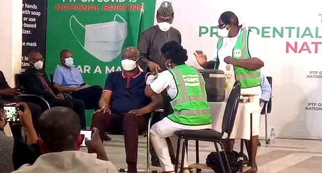FG commences second dose of AstraZeneca Vaccine, inoculates 4,683 Nigerians