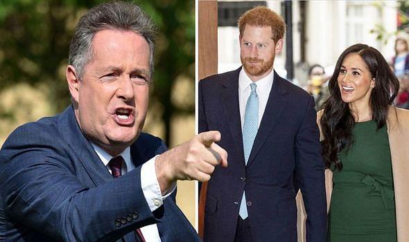 Strip Prince Harry, Meghan off royal duties now – Piers Morgan