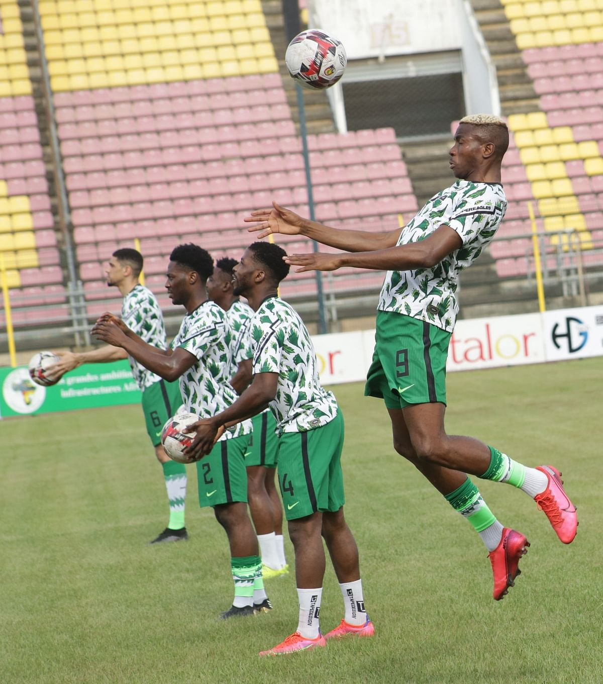 TV Channels to watch Nigeria vs Cameroon friendly