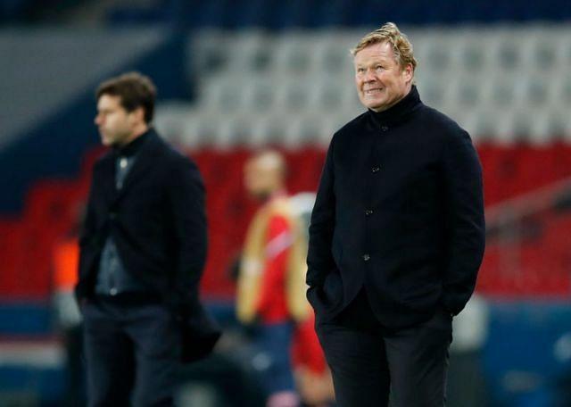 Barcelona confirm Ronald Koeman's stay as head coach