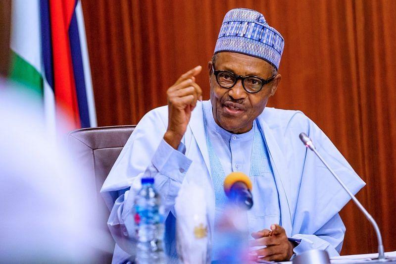Twitter deletes Buhari's civil war post