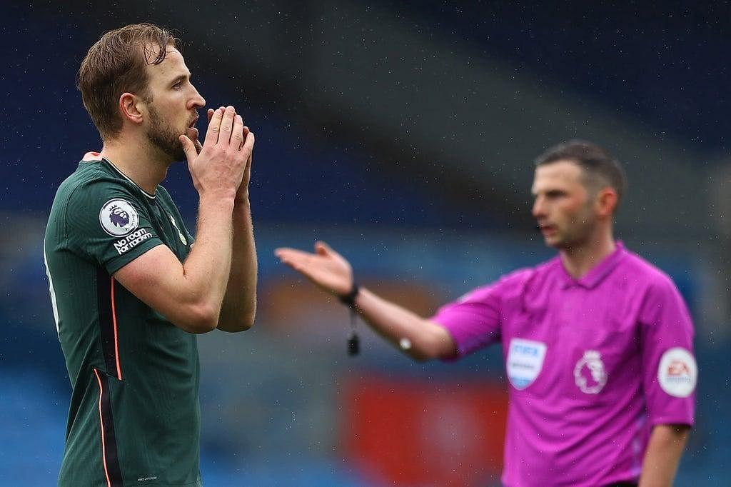 Mason laments VAR decision after Tottenham's 3-1 defeat to Leeds
