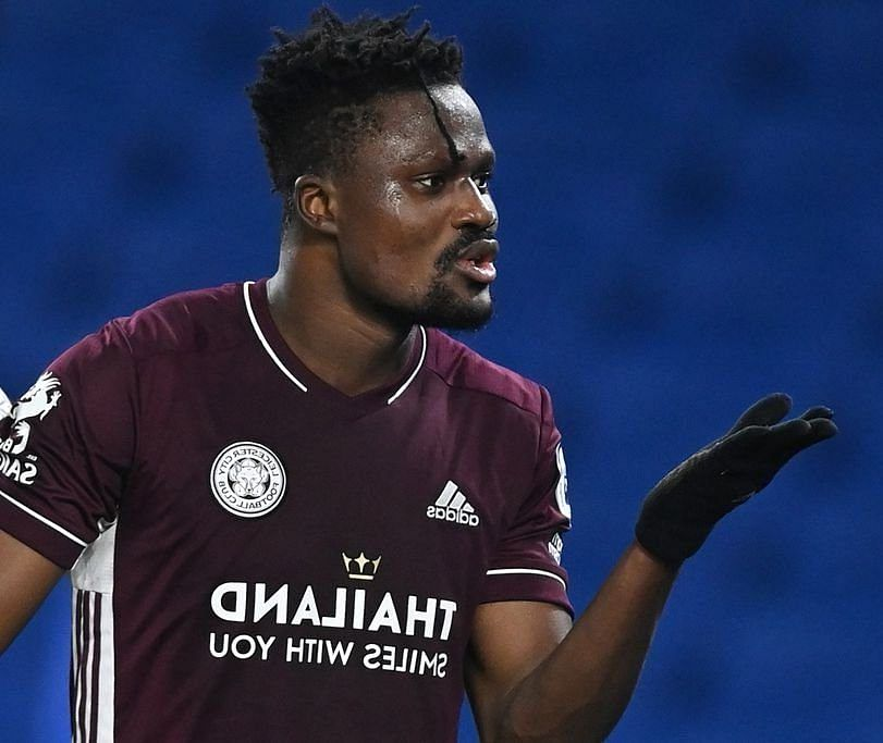 Leicester's Daniel Amartey suffers racial abuse after FA Cup win