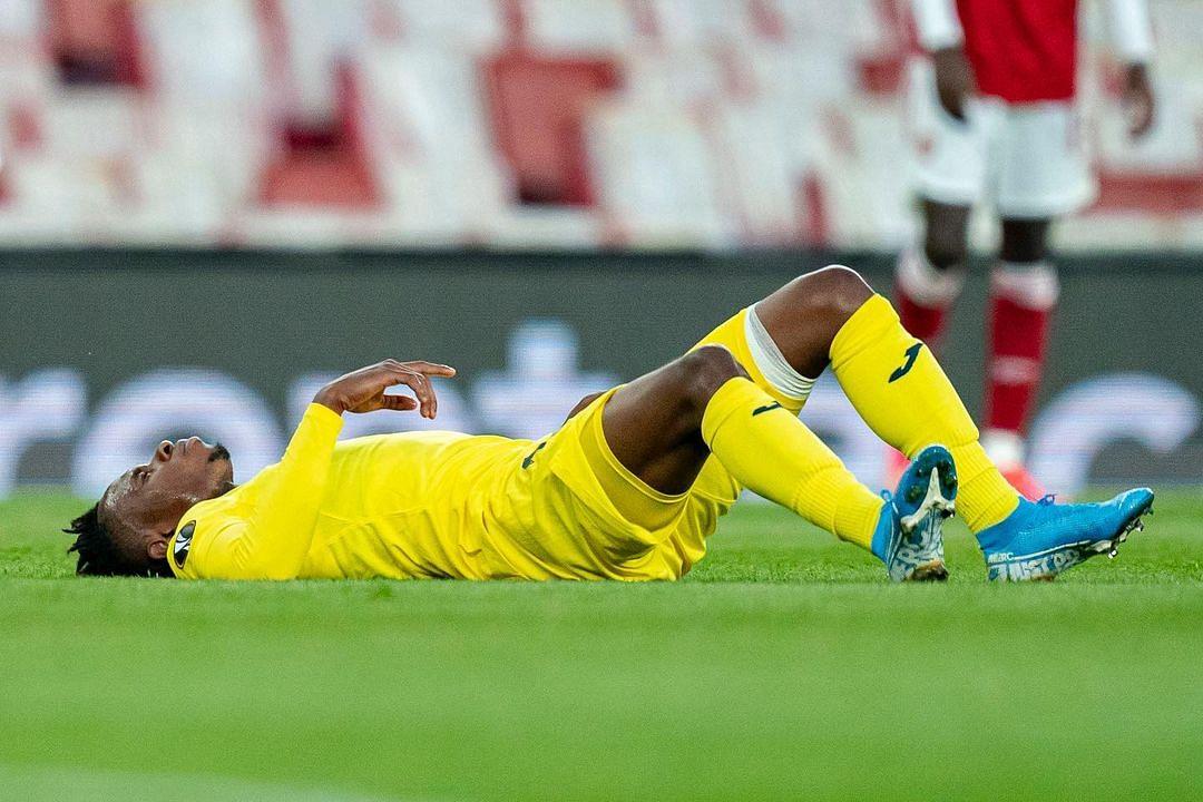 Europa League: Osimhen, Oshoala, others sweat over Chukeueze's injury ahead of Man Utd clash