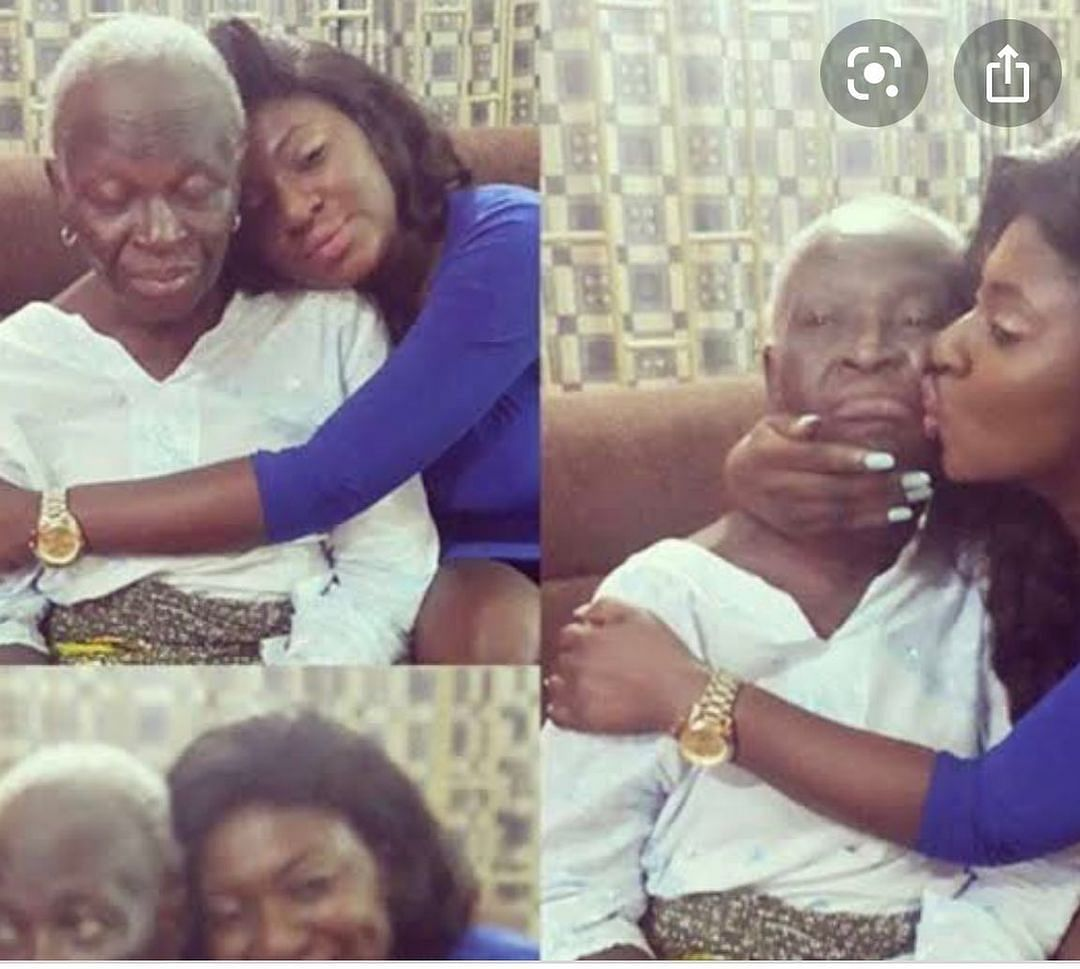 Trolls attack Yvonne Jegede for paying tribute to ex mother-in-law, Bukky Ajayi