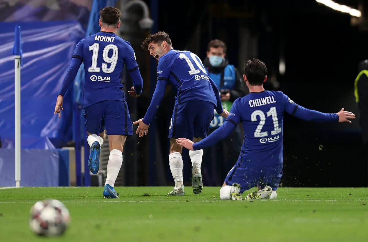 Werner, Mount fire Chelsea to Champions League final